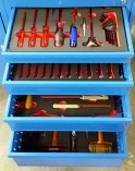 Ensemble tiroirs