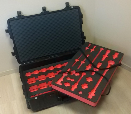 Pelicase ensemble